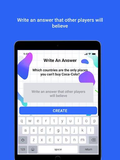 Zarta - Multiplayer Trivia Party Game 1.9.8 screenshots 9