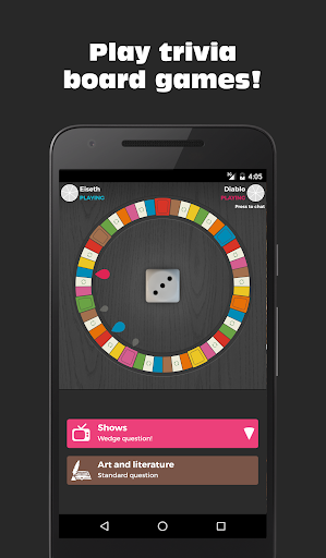 League of Quiz - Trivia board game  screenshots 1