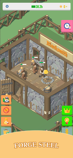 Idle Medieval Village: 3d Tycoon Game  screenshots 3