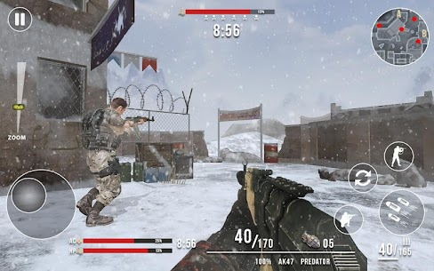 Rules of Modern World War: Sniper Shooting Games 3.2.5 Apk + Mod 1