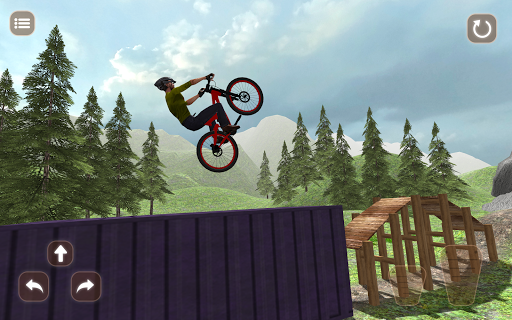 bmx 🚴 rider 3d: atv freestyle bike riding game screenshot 1