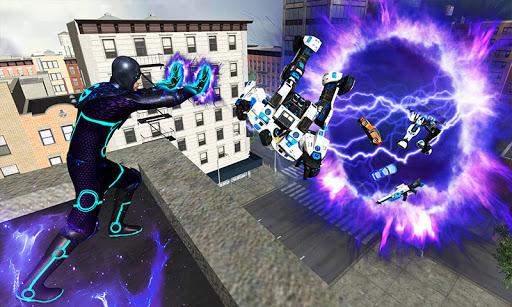 Black Hole Superhuman: Gravity Hero Fight Mad City https screenshots 1