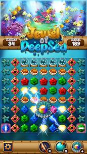Jewel of Deep Sea: Pop & Blast Match 3 Puzzle Game 9