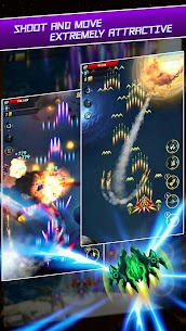 Galaxy Shooter: Wings Fighting + Idle Boss 2020 1.2.6 APK with Mod + Data 1