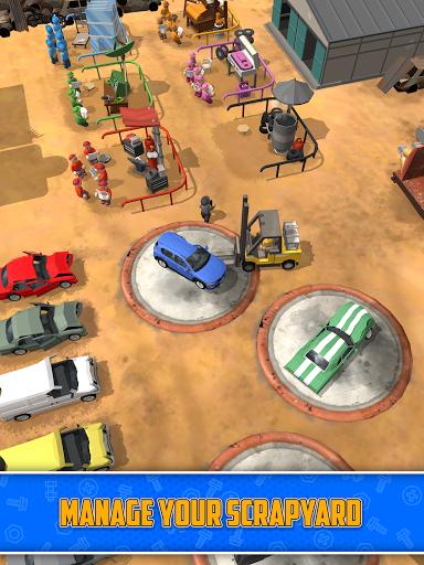 Scrapyard Tycoon Idle Game 0.11.1 screenshots 17