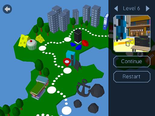 Polyescape - Escape Game screenshots 7