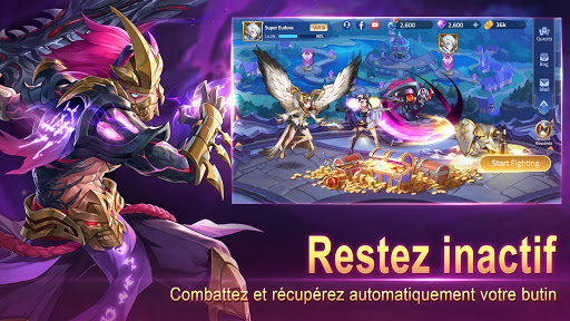 Code Triche Mobile Legends: Adventure (Astuce) APK MOD screenshots 2