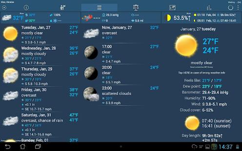 Weather ACE 1.12.32 Screenshots 11