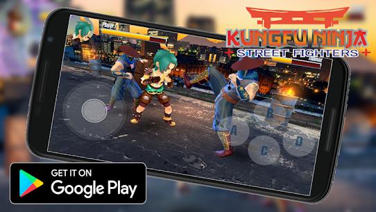 Kungfu Ninja Street Fighters Hack & Cheats Online 1