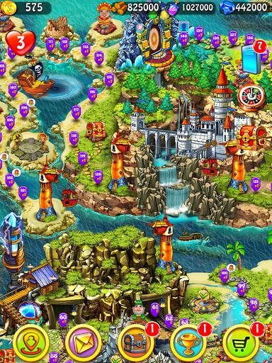 Magica Travel Agency: Match 3 Games, Jigsaw Puzzle  screenshots 18