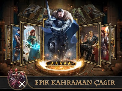 King of Avalon Apk Download Lastest NEW 2021 5
