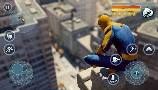 Spider Rope Gangster Hero Vegas - Rope Hero Game 1.1.9 screenshots 8