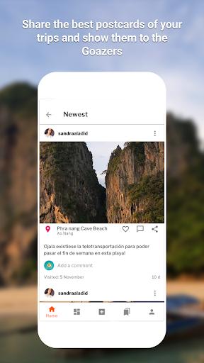 GOAZ: Travel Stories, Trips & Tips. Be an Explorer 6.27.0 Screenshots 5