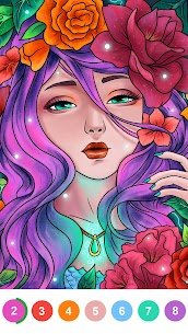 Paint By Number – Coloring Book & Color by Number 2.49.2 Apk + Mod 2