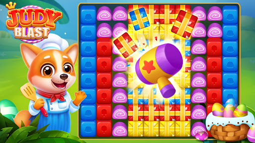 Judy Blast - Toy Cubes Puzzle Game  screenshots 6