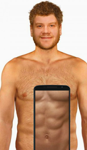 Sexy body photo changer prank 3