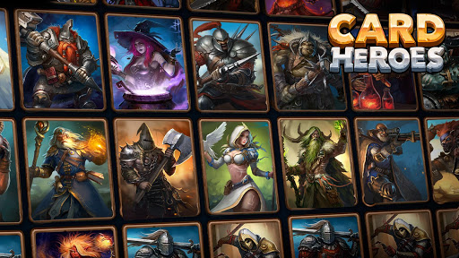 Card Heroes - CCG game with online arena and RPG modavailable screenshots 6