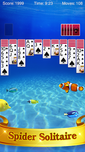 Spider Solitaire 2.9.503 screenshots 1