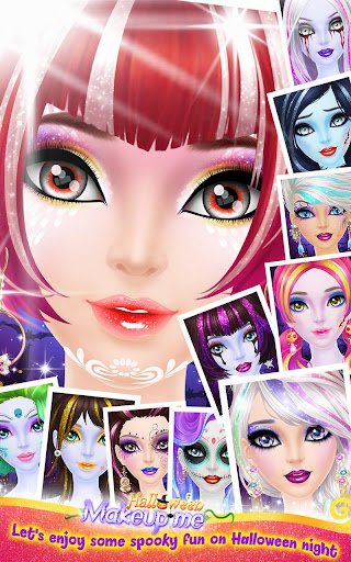 Halloween Makeup Me 1.0.7 screenshots 4