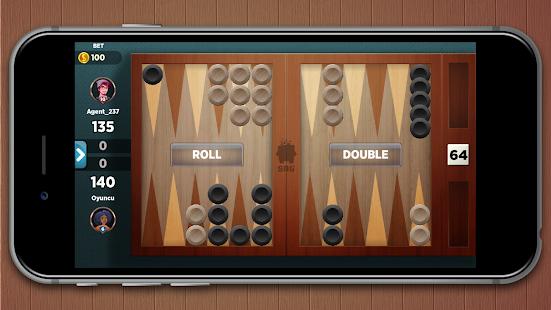 Backgammon - Offline Free Board Games 1.0.1 Screenshots 6