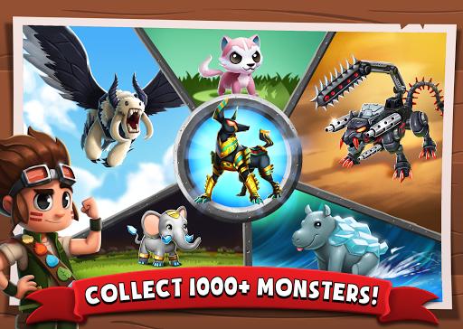 Battle Camp - Monster Catching screenshots 1