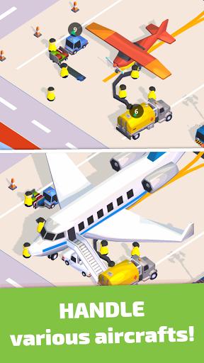 Air Venture - Idle Airport Tycoon u2708ufe0f apkdebit screenshots 6