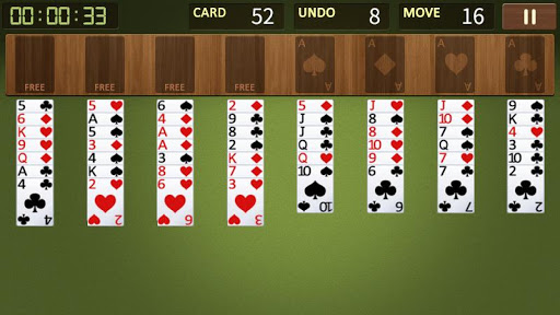 Freecell King modavailable screenshots 5