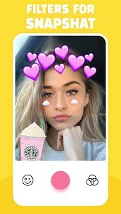 Filters for Snapchat 2021 – Snap Camera Filters Apk Download NEW 2021 5