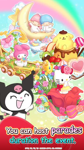 Hello Kitty World 2 Sanrio Kawaii Theme Park Game 4.0.1 screenshots 7