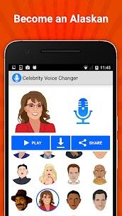 Celebrity Voice Changer APK 3