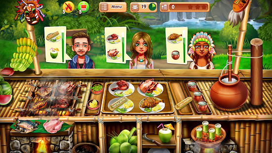Cooking Fest : The Best Restaurant & Cooking Games Screenshot