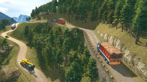 Indian Cargo Truck Driver Simulator Game -Forklift 1.20 screenshots 2
