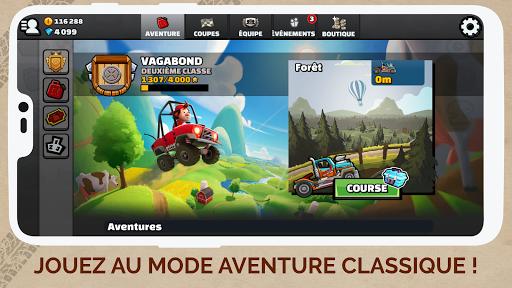 Code Triche Hill Climb Racing 2 (Astuce) APK MOD screenshots 6