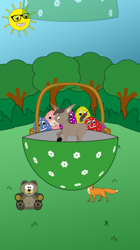 Surprise Eggs - Animals : Game for Baby / Kids 10.1.118888 screenshots 5