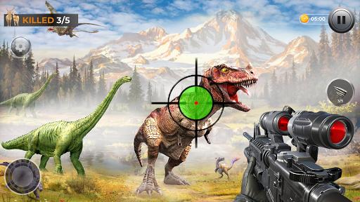 Wild Animal Hunting Clash - New Dino Hunting Games 1.0.57 Screenshots 2