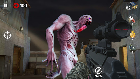 Image For Dead Fire: Zombie shooting Versi 1.3.3.7 3
