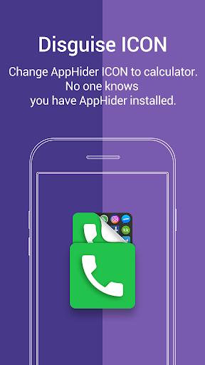 dialer lock-apphider 🙈 screenshot 1