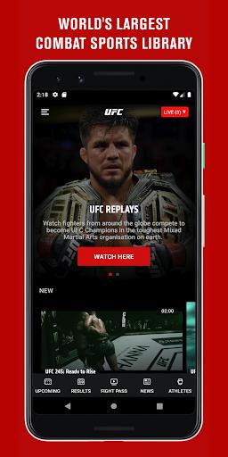 UFC screenshots 3