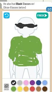 Line Up: Draw the Criminal APK MOD HACK (No Ads) 2
