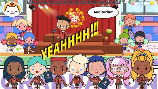 Miga Town: My School 1.2 Screenshots 5
