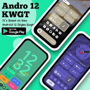Free Andro 12 KWGT 3