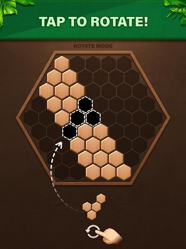 Fill Wooden Block: 1010 Wood Block Puzzle Classic  screenshots 8