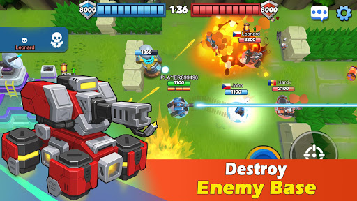 TankCraft 2: Build & Destroy screenshots 3