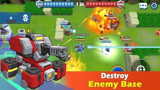 TankCraft 2: Build & Destroy 1.4.1.8144 APK Mod Latest Version 3