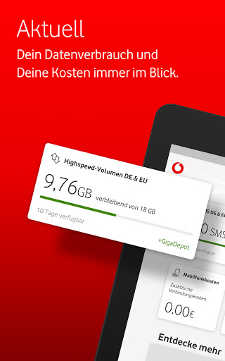 MeinVodafone For PC Windows (7, 8, 10, 10X) & Mac Computer Image Number- 16