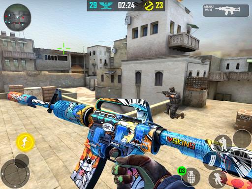 Modern Gun Strike OPS 2021 - FPS Shooting Games 1.0.15 screenshots 16