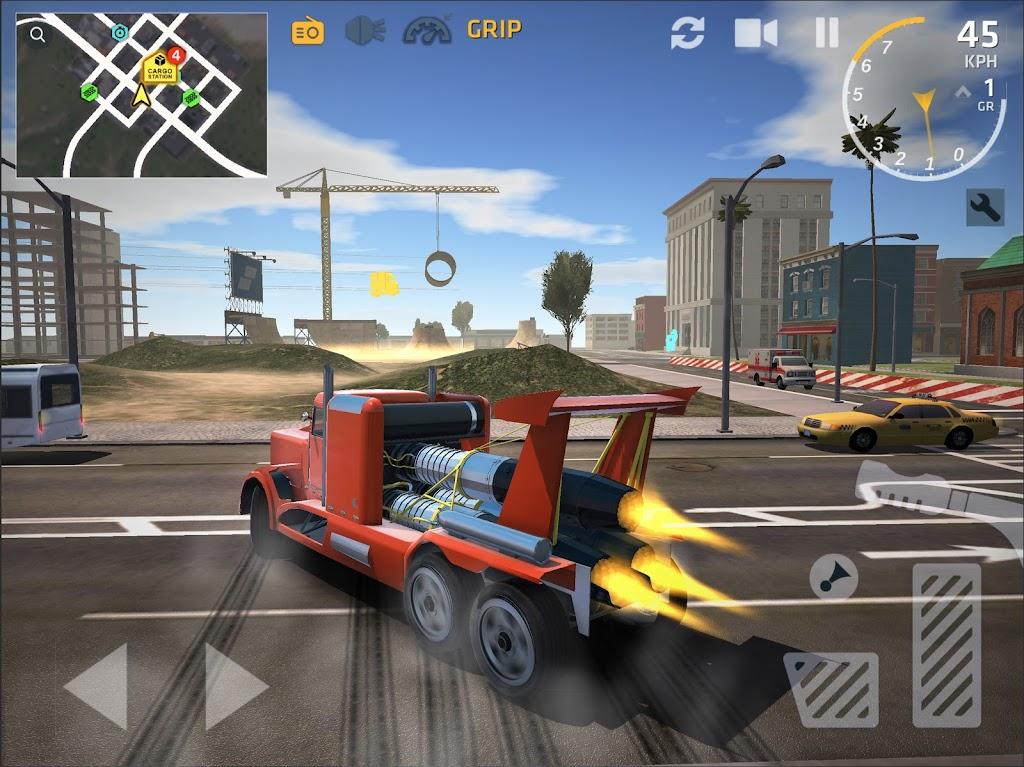 Ultimate Truck Simulator poster 7