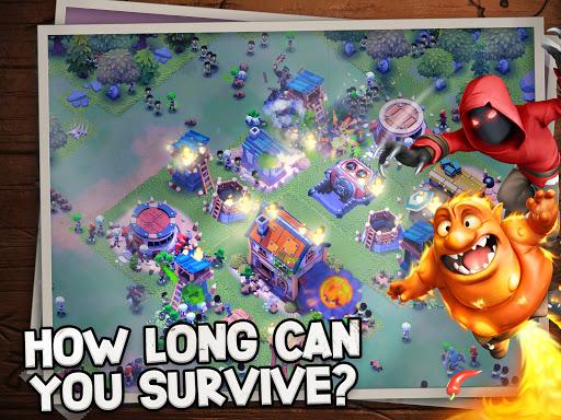 Survival City - Zombie Base Build and Defend apkpoly screenshots 13