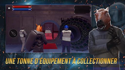 Code Triche Armed Heist: jeu de guerre et d'action TPS (Astuce) APK MOD screenshots 2