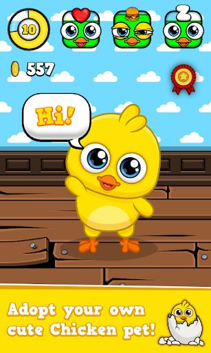 My Chicken - Virtual Pet Game 1.161 Screenshots 1